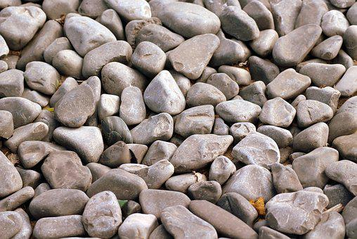 The Stones, Pebbles, Texture, Model, The Background