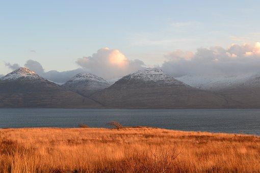 Ben Moore, Isle Of Mull, Mountain, Scottish, Scenic