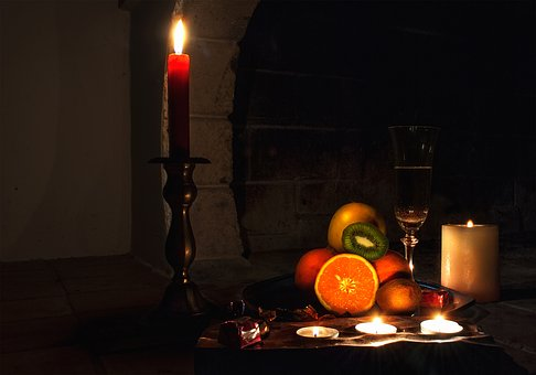 Candle, Fire, Dark, Flame, Light, Candles, Night