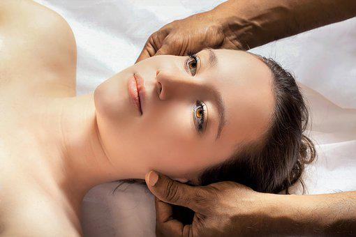 Head Massage, Ayurveda, Relaxation, Wellness, Bless You