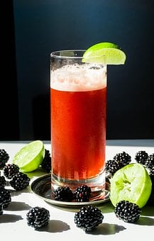 Cocktail, Alcohol, Lime, Drink, Refreshment, Summer