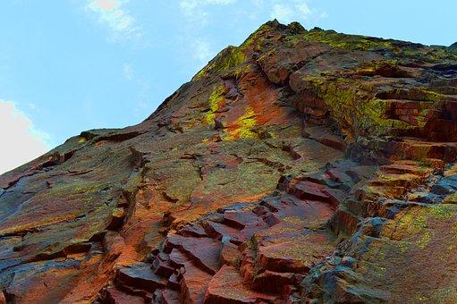Rocky, Mountain, Peak, Colorado, Top, High