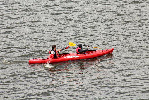 Kayak, Transport, Tourism, Rowing, Entertainment