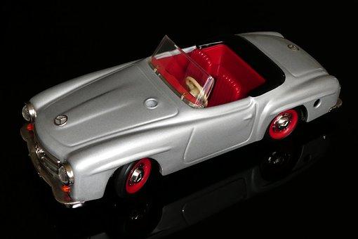Car Model, Model Car, Toys, Tin Toys, Toy Car, Antique
