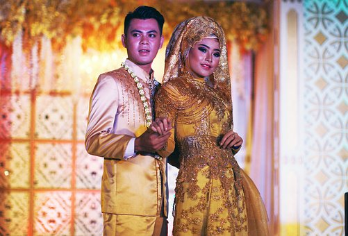 Wedding, Java Wedding, Traditional, Java, Couple