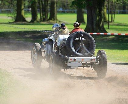 Oldtimer, Race, Auto, Vehicle, Speed, Automotive