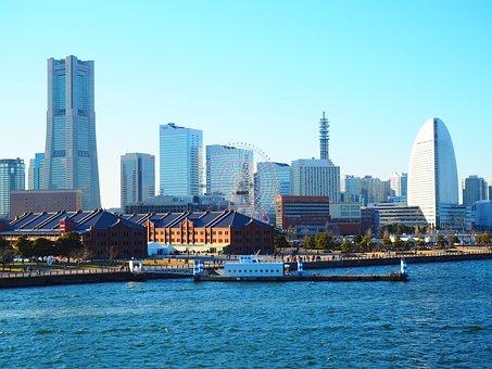 Yokohama, I Love The Bridge, Minato Mirai