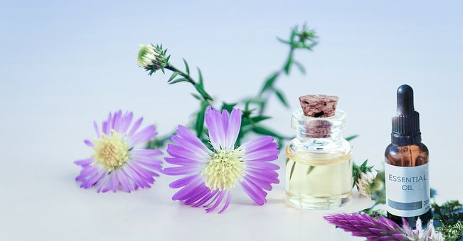 Essential Oil, Flower, Plant, Nature, Beauty, Blossom