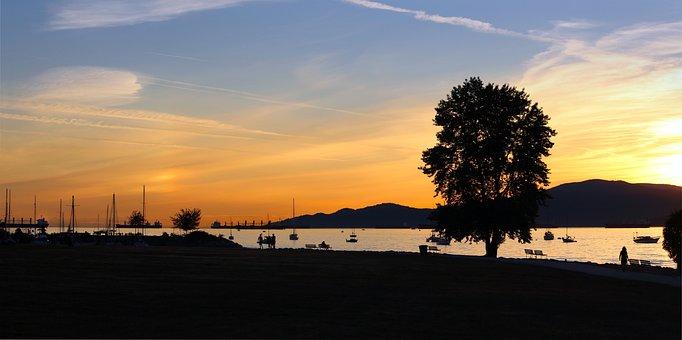 Vanier Park, Vancouver, British Columbia, Canada