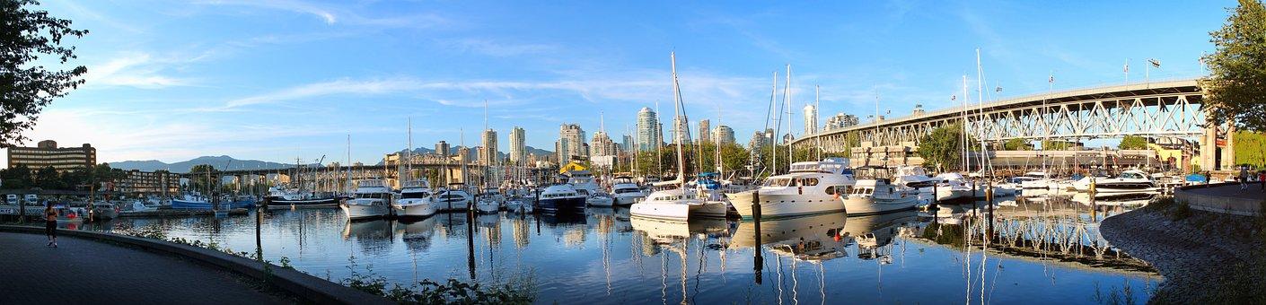 Granville Island, Vancouver, British Columbia, Canada