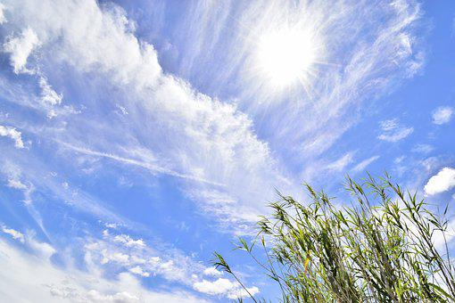 Sky, Clouds, Climate, Atmosphere, Cloudy, Blue, Day