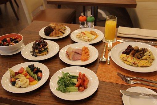 Breakfast, Hotel, Oriental