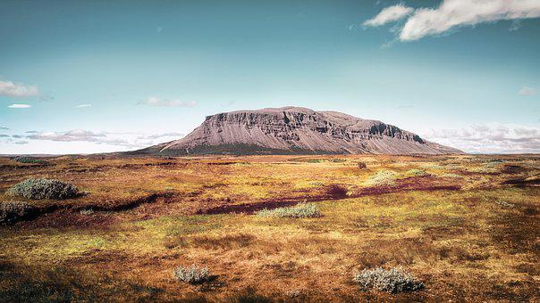 Iceland, Hiking, Landscape, Nature, Beauty, Mountain