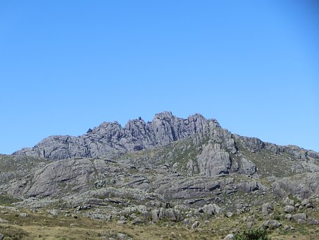 Brazil, National Park, Itatiaia, Rocky Mountains