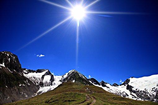 Sky, Mountain, Tour, Nature, Panorama