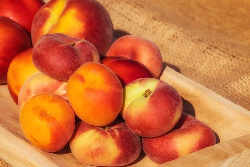 Fruit, Mixed, Apricots, Nectarine, Peach, Pome Fruit