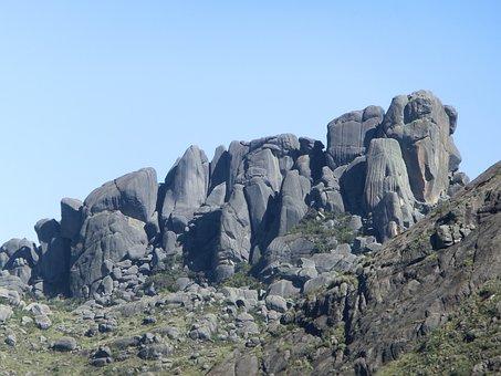 Brazil, National Park, Itatiaia, Rocky Mountains