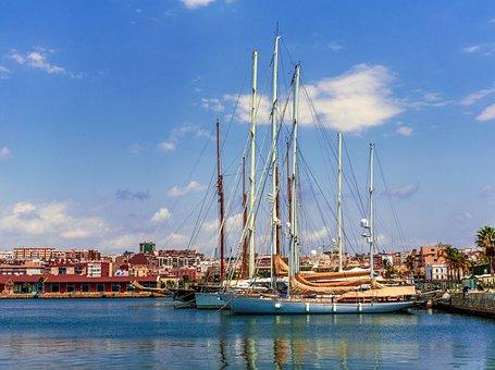 Boats, Port, Sea, Nautical, Ship, Spring, Marina