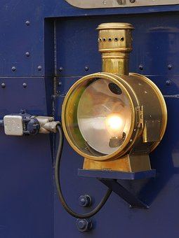 Borkum, Steam Locomotive, Loco, Narrow Gauge Railway