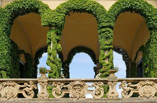 Villa Balbianello, Festivity, Decorate, Celebration