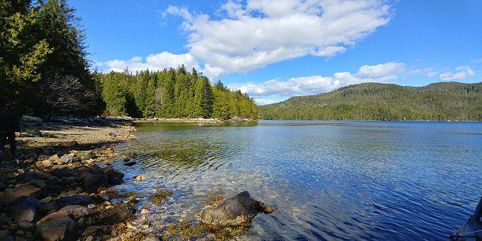 Water, Lake, Outdoors, Nature, Landscape, Travel