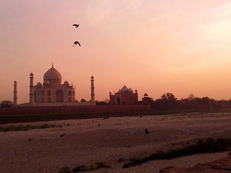 Taj Mahal, Architecture, Building, Agra, Tomb