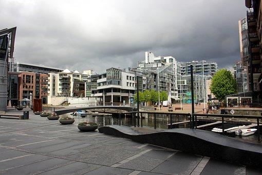 Oslo, Norway, City, Modern, Architecture, Travel
