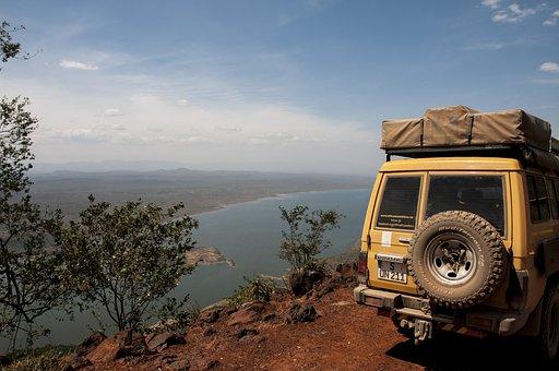 Kenya, Around The World, Auto, Toyota, Land Cruiser