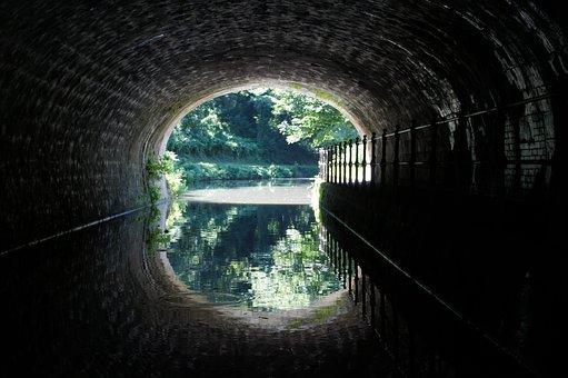 Channel, Tunnel, Water, Bath, England