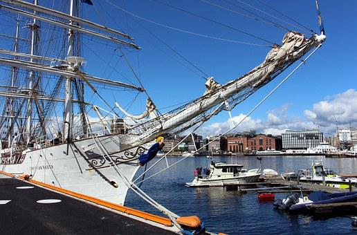 Oslo, Norway, Port, City, Oslofjord, Ship, Travel