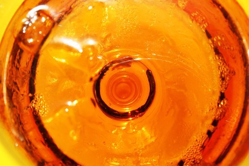 Cola Tonic, Glass, Beverage With Ice, Cool Drink