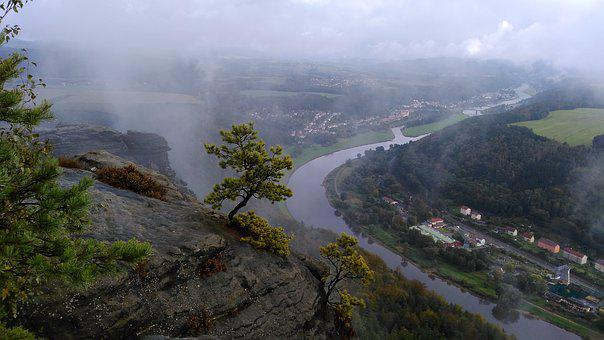 Elbe, Elbe Sandstone Mountains, Nature Conservation