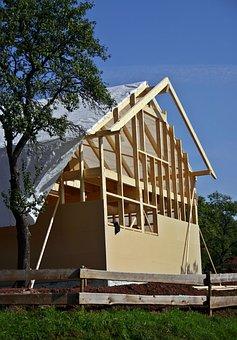 Housebuilding, House, Build, Building, Site
