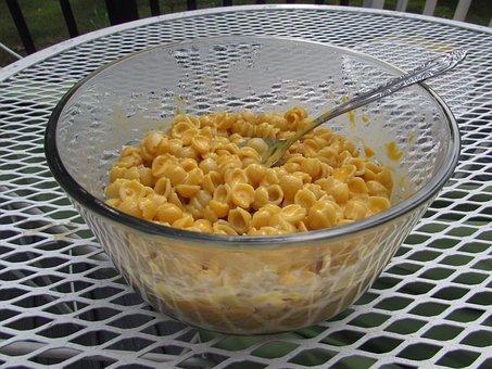 Mac And Cheese, Mac, Macaroni, Cheese, Meal, Food