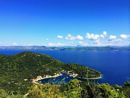 Summer, Sea, Mediterranean, Croatia, Beach, Adriatic