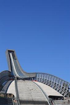 Holmenkollen, Ski Jump, Hill, Ski Jumping, Oslo