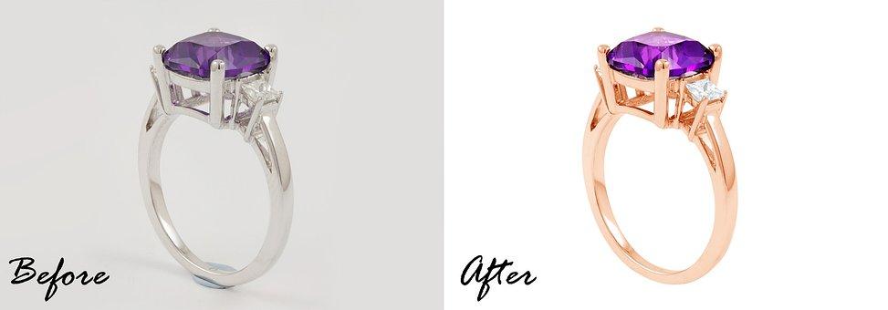 Photo Editing, Ring, Photo, Enhance, Retouch, Edit