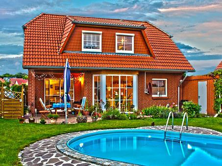 Home, Hdr Image, Saturated, Retouching, Effect