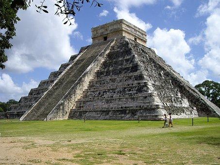 Chichen Itza, Riviera Maya, Mexico