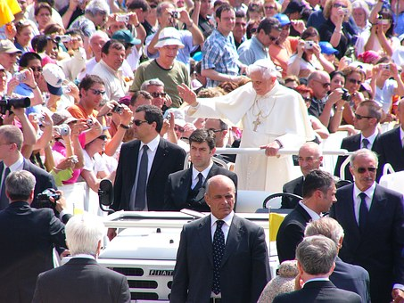Rome, Italy, Pope, Religion, Saint Peter's Square