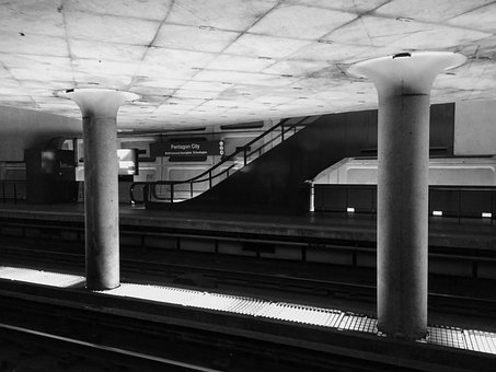 Subway, Dc, Transportation, Train, Station, Travel
