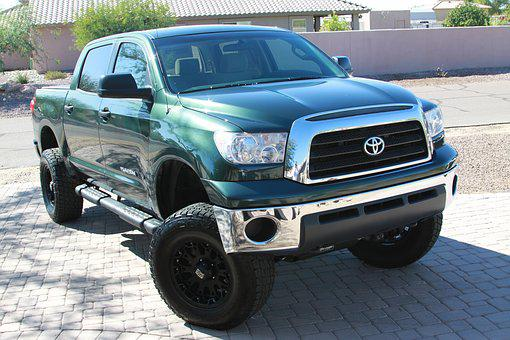 Toy Rocks, Toyota Tundra, 4x4, Yota Rocks