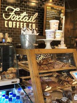 Coffee Shop, Bakery, Food, Coffee, Dessert, Cake
