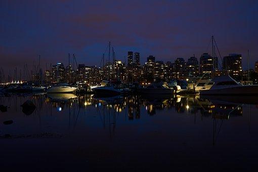 Vancouver, Park, Canada, Nature, Landscape, Water