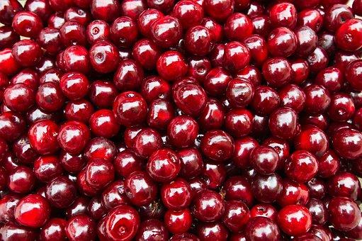 Cherries, Fruit, Jam, Cherry