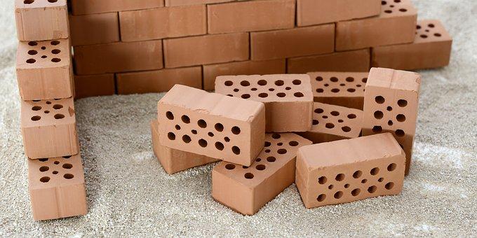 Site, Build, Construction, Construction Work, Brick