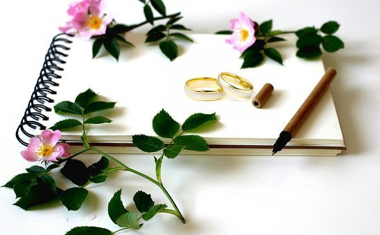 Wedding, Ring, Marry Me, Planner, Day, Event