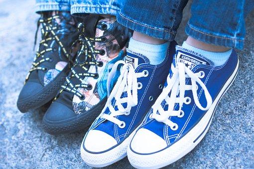 Shoes, Feet, Footwear, Sneakers, Casual, Person, People