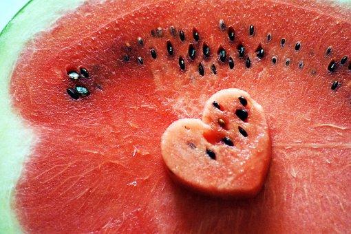 Melon, Watermelon, Red, Fruit, Summer, Fresh, Juicy
