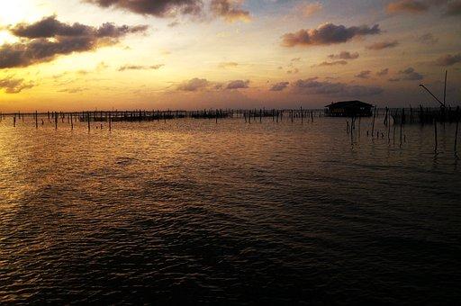 Fishing Village, Koh Yor Island, Songkhla, Southern